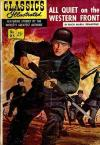 Classics Illustrated #95 comic books - cover scans photos Classics Illustrated #95 comic books - covers, picture gallery