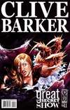 Clive Barker's The Great and Secret Show #11 comic books for sale