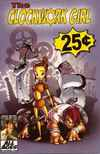 Clockwork Girl comic books
