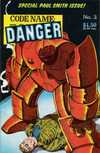 Codename: Danger #3 comic books for sale