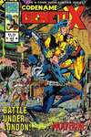 Codename: Genetix comic books