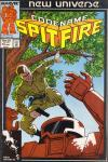 Codename Spitfire #10 comic books - cover scans photos Codename Spitfire #10 comic books - covers, picture gallery