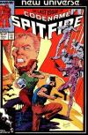 Codename Spitfire #13 comic books - cover scans photos Codename Spitfire #13 comic books - covers, picture gallery