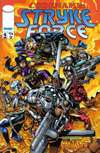 Codename: Stryke Force #4 comic books - cover scans photos Codename: Stryke Force #4 comic books - covers, picture gallery