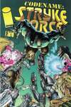 Codename: Stryke Force #5 comic books - cover scans photos Codename: Stryke Force #5 comic books - covers, picture gallery