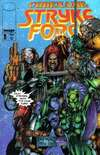 Codename: Stryke Force #8 comic books for sale