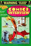 Comics Interview #40 comic books for sale