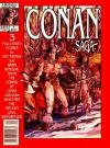 Conan Saga comic books