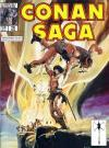 Conan Saga #10 comic books for sale