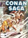Conan Saga #11 comic books for sale