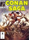 Conan Saga #12 Comic Books - Covers, Scans, Photos  in Conan Saga Comic Books - Covers, Scans, Gallery