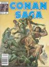 Conan Saga #17 comic books for sale