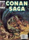 Conan Saga #21 comic books for sale