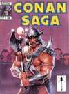 Conan Saga #22 comic books for sale