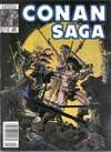 Conan Saga #25 comic books for sale