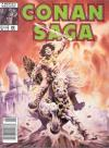 Conan Saga #26 comic books - cover scans photos Conan Saga #26 comic books - covers, picture gallery