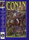 Conan Saga #3 comic books - cover scans photos Conan Saga #3 comic books - covers, picture gallery