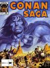 Conan Saga #33 comic books - cover scans photos Conan Saga #33 comic books - covers, picture gallery