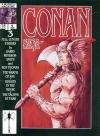 Conan Saga #4 comic books for sale