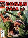 Conan Saga #43 comic books for sale