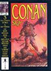 Conan Saga #5 Comic Books - Covers, Scans, Photos  in Conan Saga Comic Books - Covers, Scans, Gallery