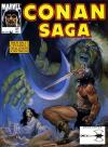 Conan Saga #57 comic books - cover scans photos Conan Saga #57 comic books - covers, picture gallery