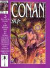 Conan Saga #6 Comic Books - Covers, Scans, Photos  in Conan Saga Comic Books - Covers, Scans, Gallery
