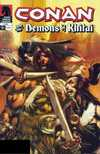 Conan and the Demons of Khitai #2 comic books - cover scans photos Conan and the Demons of Khitai #2 comic books - covers, picture gallery