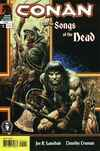 Conan and the Songs of the Dead comic books
