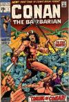 Conan the Barbarian #1 Comic Books - Covers, Scans, Photos  in Conan the Barbarian Comic Books - Covers, Scans, Gallery