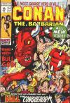 Conan the Barbarian #10 Comic Books - Covers, Scans, Photos  in Conan the Barbarian Comic Books - Covers, Scans, Gallery