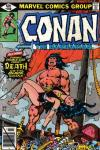 Conan the Barbarian #100 comic books - cover scans photos Conan the Barbarian #100 comic books - covers, picture gallery