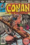 Conan the Barbarian #101 comic books - cover scans photos Conan the Barbarian #101 comic books - covers, picture gallery