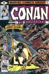 Conan the Barbarian #102 comic books - cover scans photos Conan the Barbarian #102 comic books - covers, picture gallery