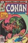 Conan the Barbarian #104 comic books - cover scans photos Conan the Barbarian #104 comic books - covers, picture gallery
