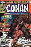 Conan the Barbarian #107 comic books - cover scans photos Conan the Barbarian #107 comic books - covers, picture gallery