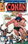 Conan the Barbarian #108 comic books - cover scans photos Conan the Barbarian #108 comic books - covers, picture gallery