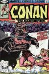 Conan the Barbarian #110 comic books - cover scans photos Conan the Barbarian #110 comic books - covers, picture gallery