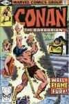 Conan the Barbarian #111 comic books - cover scans photos Conan the Barbarian #111 comic books - covers, picture gallery