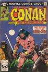Conan the Barbarian #112 comic books - cover scans photos Conan the Barbarian #112 comic books - covers, picture gallery