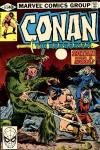 Conan the Barbarian #113 comic books - cover scans photos Conan the Barbarian #113 comic books - covers, picture gallery