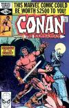 Conan the Barbarian #114 comic books for sale