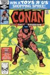 Conan the Barbarian #115 comic books - cover scans photos Conan the Barbarian #115 comic books - covers, picture gallery
