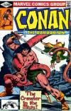 Conan the Barbarian #116 comic books - cover scans photos Conan the Barbarian #116 comic books - covers, picture gallery