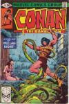 Conan the Barbarian #117 comic books - cover scans photos Conan the Barbarian #117 comic books - covers, picture gallery
