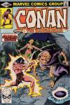 Conan the Barbarian #118 comic books - cover scans photos Conan the Barbarian #118 comic books - covers, picture gallery