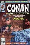 Conan the Barbarian #119 comic books - cover scans photos Conan the Barbarian #119 comic books - covers, picture gallery