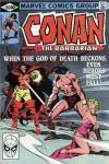 Conan the Barbarian #120 comic books - cover scans photos Conan the Barbarian #120 comic books - covers, picture gallery