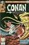 Conan the Barbarian #121 comic books for sale
