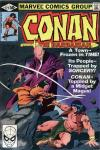 Conan the Barbarian #122 comic books - cover scans photos Conan the Barbarian #122 comic books - covers, picture gallery